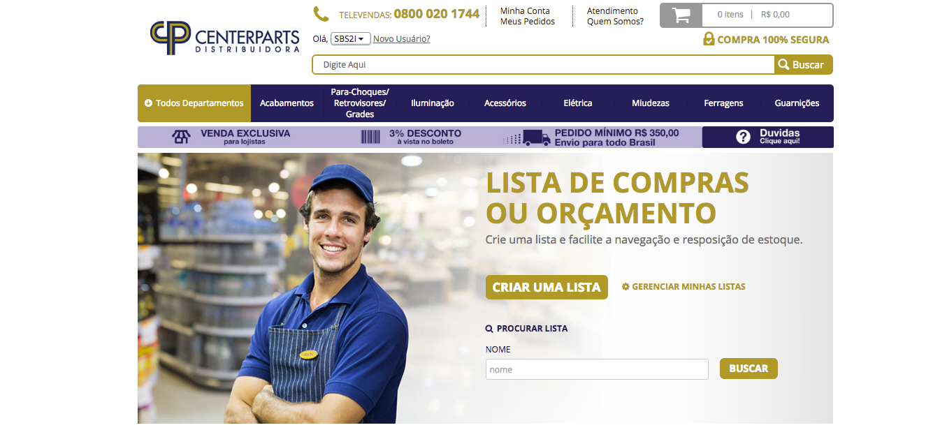 centerparts